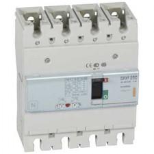 Interruptor automático caja moldeada 420219 Legrand 4 polos 250A