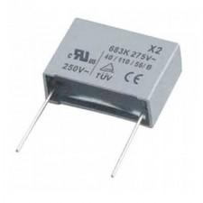 Condensador LED luz residual