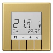 Termostato estandar display Jung TR D ME 231 C