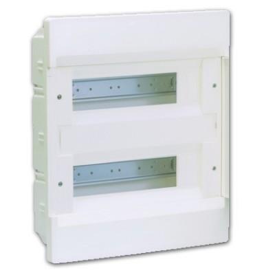 Caja de automáticos de empotrar Hager vr212ne