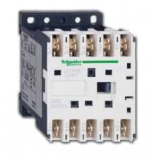 Minicontactor Schneider TeSys K 6A 3P 24V CA 50/60Hz AC-3 LC1K06017B7