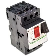 Disyuntor térmico motores Schneider TeSys GV2ME05 0.63 - 1 A