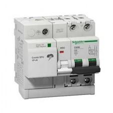 Protector combinado sobretensiones Combi SPU 1P+N 50A 16304 Schneider Electric