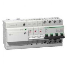 Protector combinado sobretensiones trifásico 3P+N 32A Combi SPU 16306 Schneider Electric