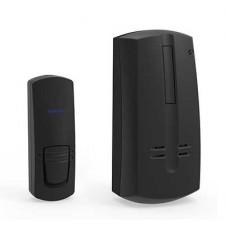 Kit timbre enchufable con pulsador inalámbrico TI HEB K29 DINUY