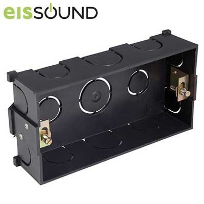 Central hilo musical In Wall Wi-Fi Soundaround Controller 60201 EIS sound