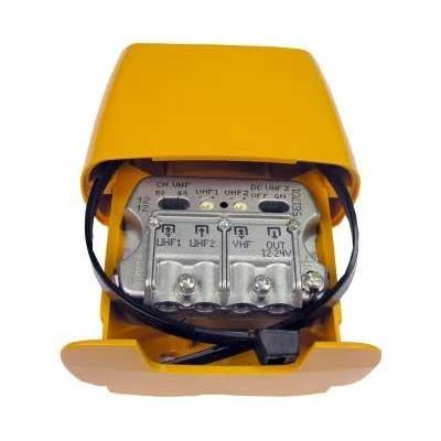 Amplificador mástil NanoKom 3e/1s EasyF UHF 561701 Televes