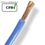 Cable 1.5mm azul flexible normal 750V H071-K