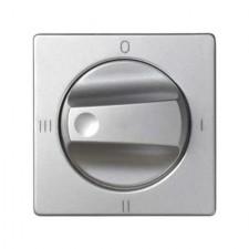 Tecla conmutador rotativo 4 posiciones aluminio Simon 82079-33