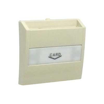 Tapa interruptor tarjeta Efapel 90731 tmf Logus 90