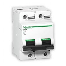 Interruptor automático Schneider A9N18361 C120N - 2P - 80A - curva C