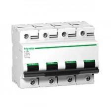 Interruptor automático Schneider A9N18374 C120N 4P 100 A curva C