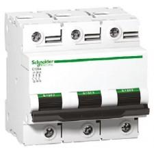 Automatico magnetotermico Schneider A9N18364 63A 3polos C120N