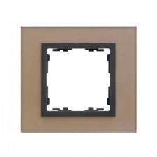 Marco cristal cobre 1 ventana 82817-34 Simon 82
