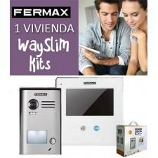 Kit Fermax Way Slim videoportero 1línea 01422