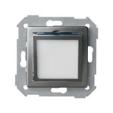 Tapa baliza basculante aluminio frío Simon 82 82036-93