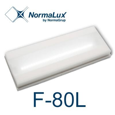 Luz de emergencia led extraplana 90 l menes f 80l normalux for Luces emergencia led