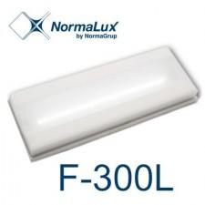 Luz de emergencia LED extraplana 350 lúmenes F-300L Normalux
