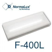 Luz de emergencia LED extraplana 400 lúmenes F-400L Normalux