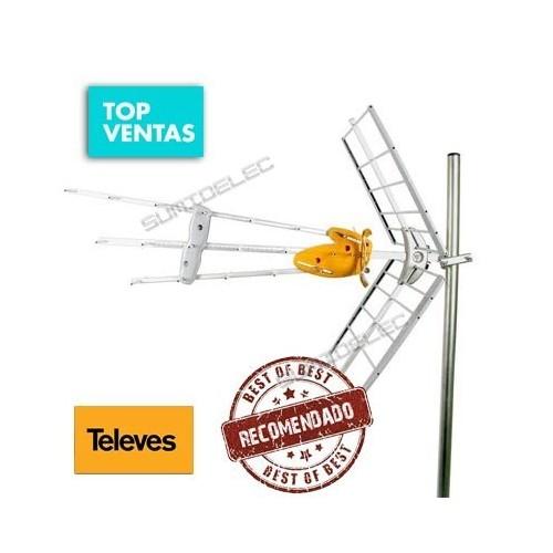 Antena tv telev s 149941 dat boss uhf g45 dbi precio - Antena de television precio ...