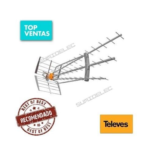 Antena telev s 149740 dat boss uhf g47 dbi precio - Precios de antenas de television ...