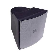 Proyector de sonido alto rendimiento negro 20W 16 ohm IP54 0604.02 Egi