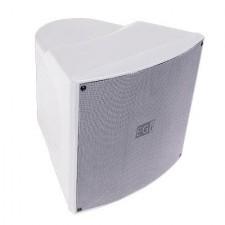 Proyector de sonido alto rendimiento blanco 20W IP54 16 ohm 0604.05 Egi