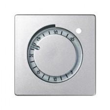 Tapa termostato empotrable color aluminio frio 82505-93 Simon 82