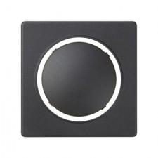 Tapa regulador giratorio táctil grafito 82034-38 Simon 82