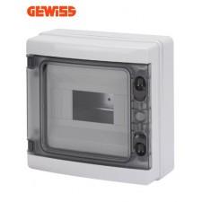 Cuadro eléctrico GEWISS gw40102 estanco IP65