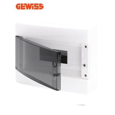 Cuadro eléctrico GEWISS gw40043 superficie en sumidelec