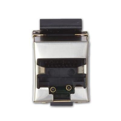 Conector modular RJ-45 categoria 5e apantallado simon 75541-39