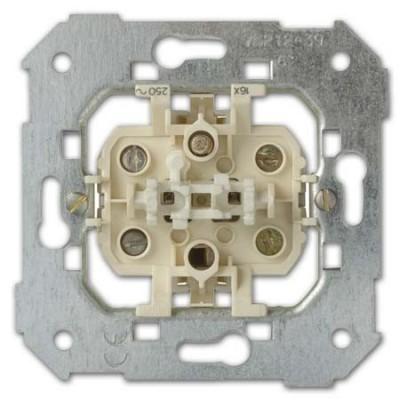 Interruptor conmutador 16AX 250V piloto incorporado series 75 82