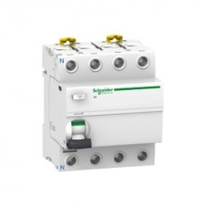Diferencial superinmunizado Schneider A9R35440 iID 4P 40A 300mA clase A SI
