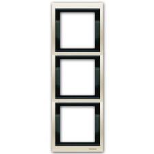 Marco 3 elementos vertical blanco jazmin 8473bl Olas Niessen