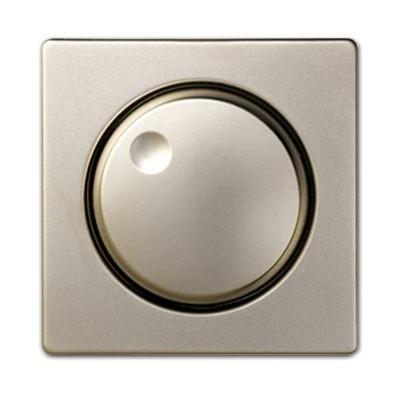 Tapa regulador electrónico Simon82 cava mate 82054-34
