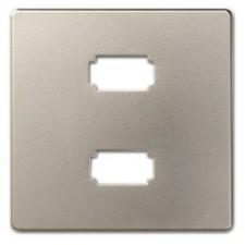 Tapa toma USB Simon 82 8201090-034 cava mate