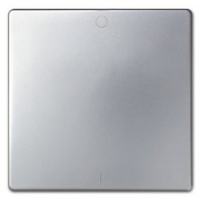 Tecla interruptor bipolar aluminio mate 82031-33 Simon