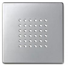 Tapa timbre zumbador Simon 82 aluminio mate 82052-33