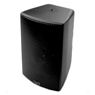 Bafle Hi-Fi 5 pulgadas 2 vías 100v 30W 16 ohm 06018 EGI negro