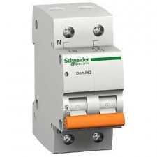 Automatico magnetotermico 25A Domae 12511 Schneider