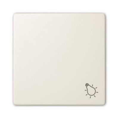 Tecla pulsador simbolo luz marfil Simon 82018-31