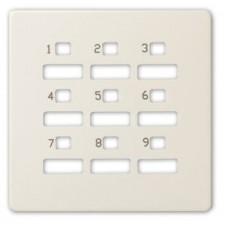 Tapa selector avisos 9 zonas sonido simon 82542-31