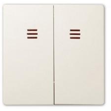 Tecla doble interruptor conmutador piloto simon 82025-31