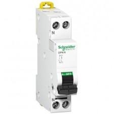 Interruptor automático 20A iDPN F Schneider 1P+N A9N21646