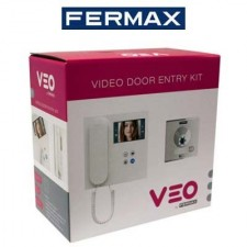 Kit videoportero VEO VDS color 2 líneas 9412 Fermax