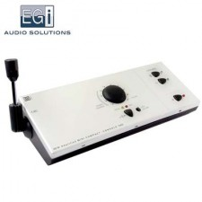 Consola audio Mini Compact autoamplificada 20W Bluetooth AUX IN y micrófono 10403 EGI