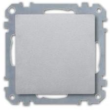 Tapa ciega Schneider MTN391860 Elegance Aluminio