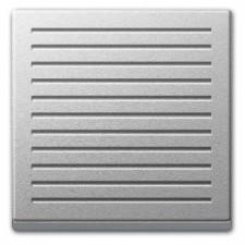 Tapa para timbre zumbador schneider MTN352060 Elegance Aluminio