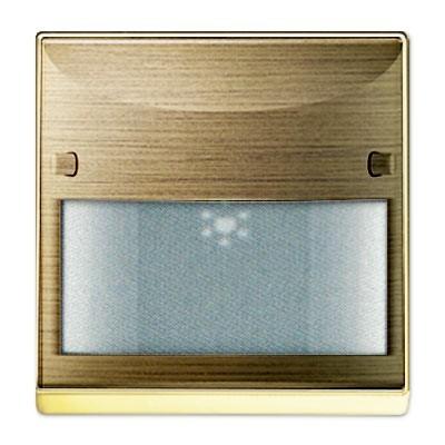 Tapa sensor detector movimiento Niessen 8541.1OE Sky oro envejecido